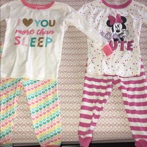 Other - 2 sets of pjs. 2T.